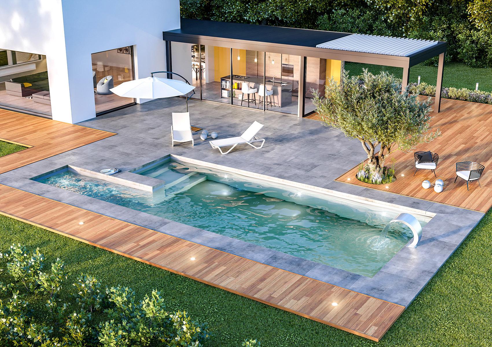Aquilus Piscine - Recherche Google | Concept Home En 2019 ... pour Piscine Aquilus