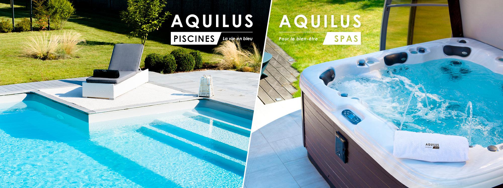 Aquilus Piscines Et Spas Bourges à Piscine Bourges