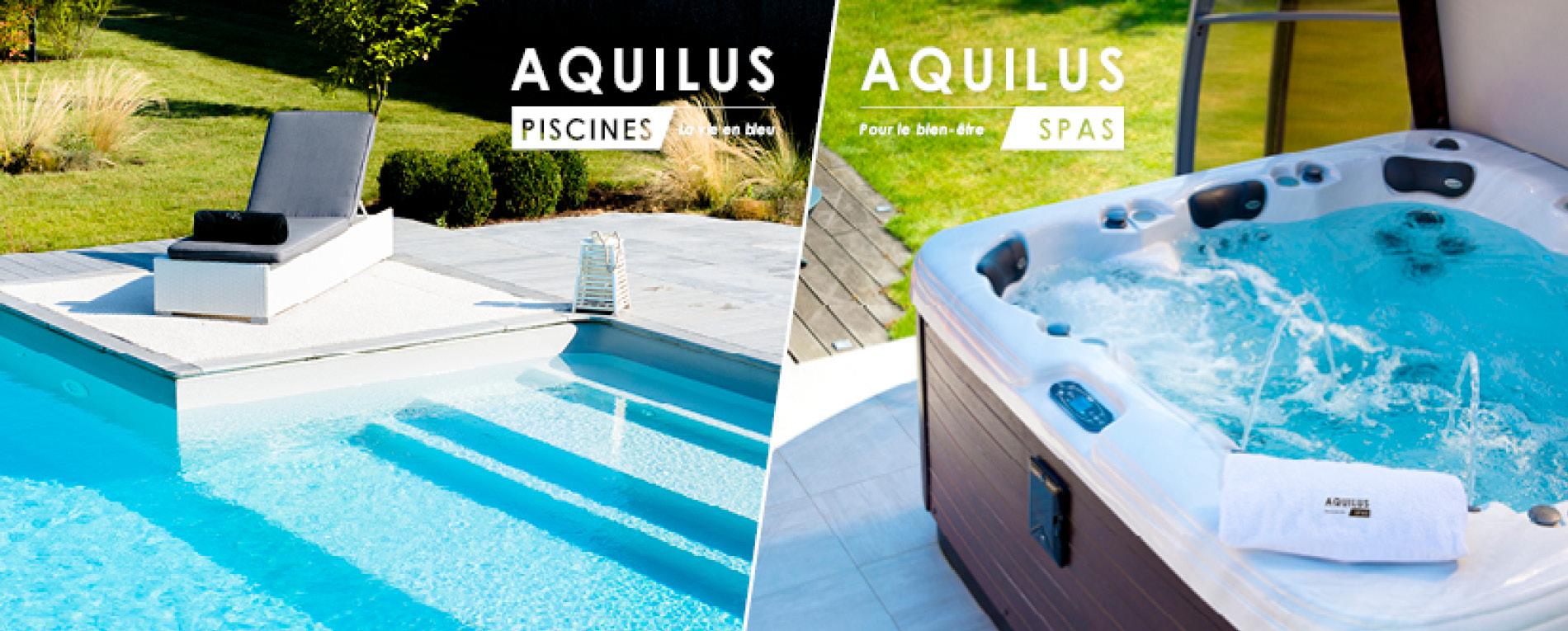 Aquilus Vesoul | Concessionnaire Piscines & Spas avec Piscine Aquilus