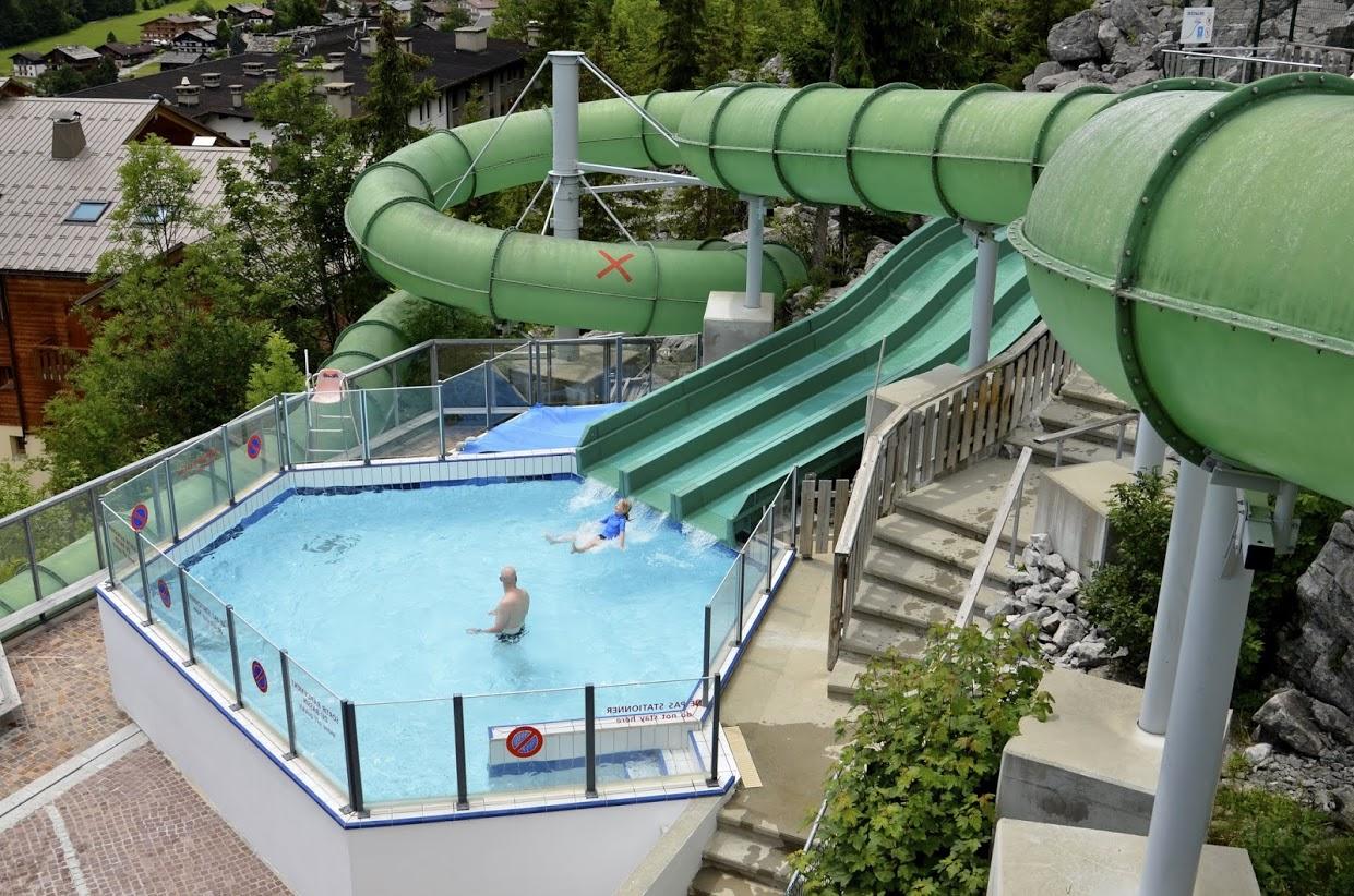 Aravis Aqua Centre In La Clusaz - French Alps - Savoie Mont ... intérieur Piscine La Clusaz