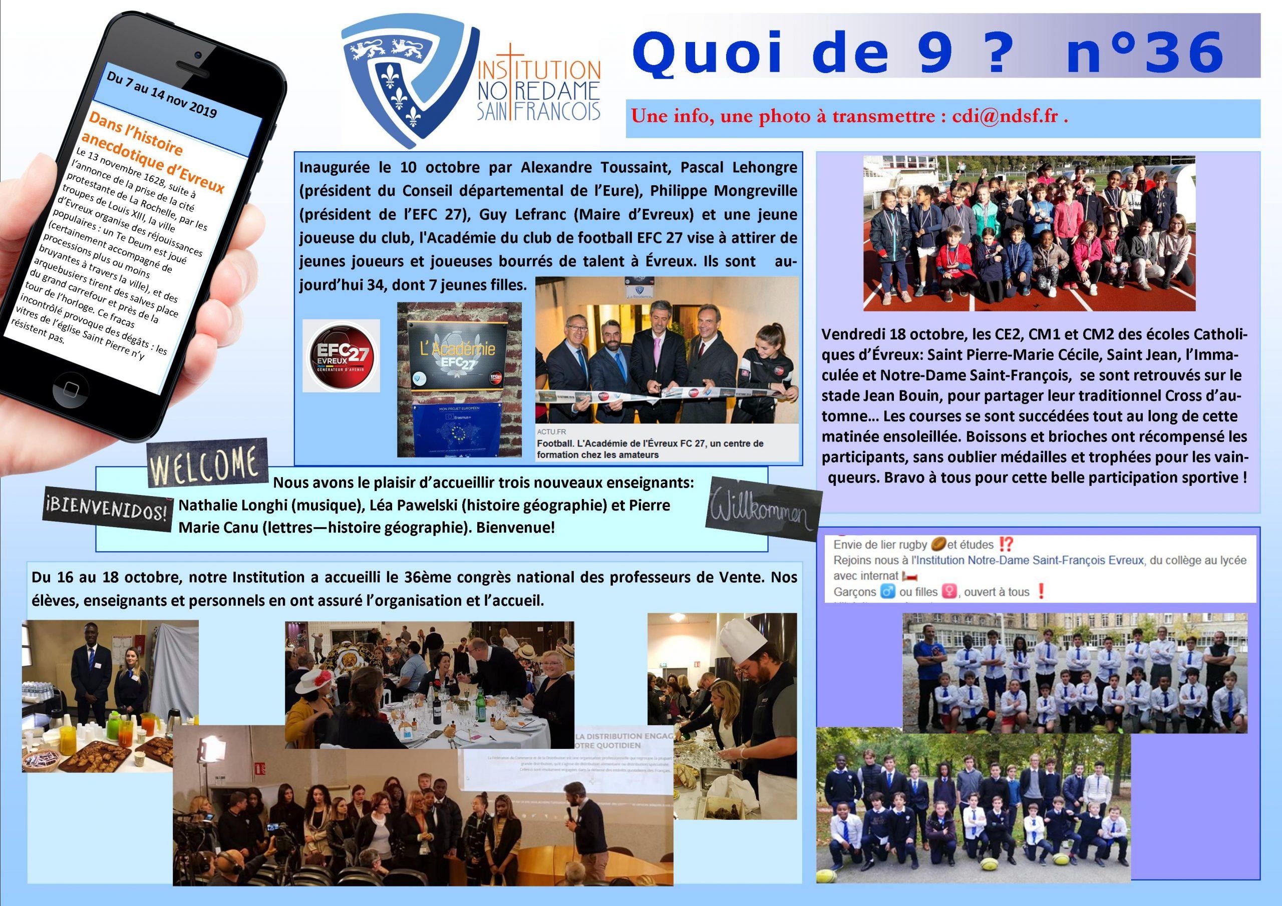 Archives Des Sport - Page 3 Sur 7 - Institution Notre-Dame ... dedans Piscine Evreux Jean Bouin