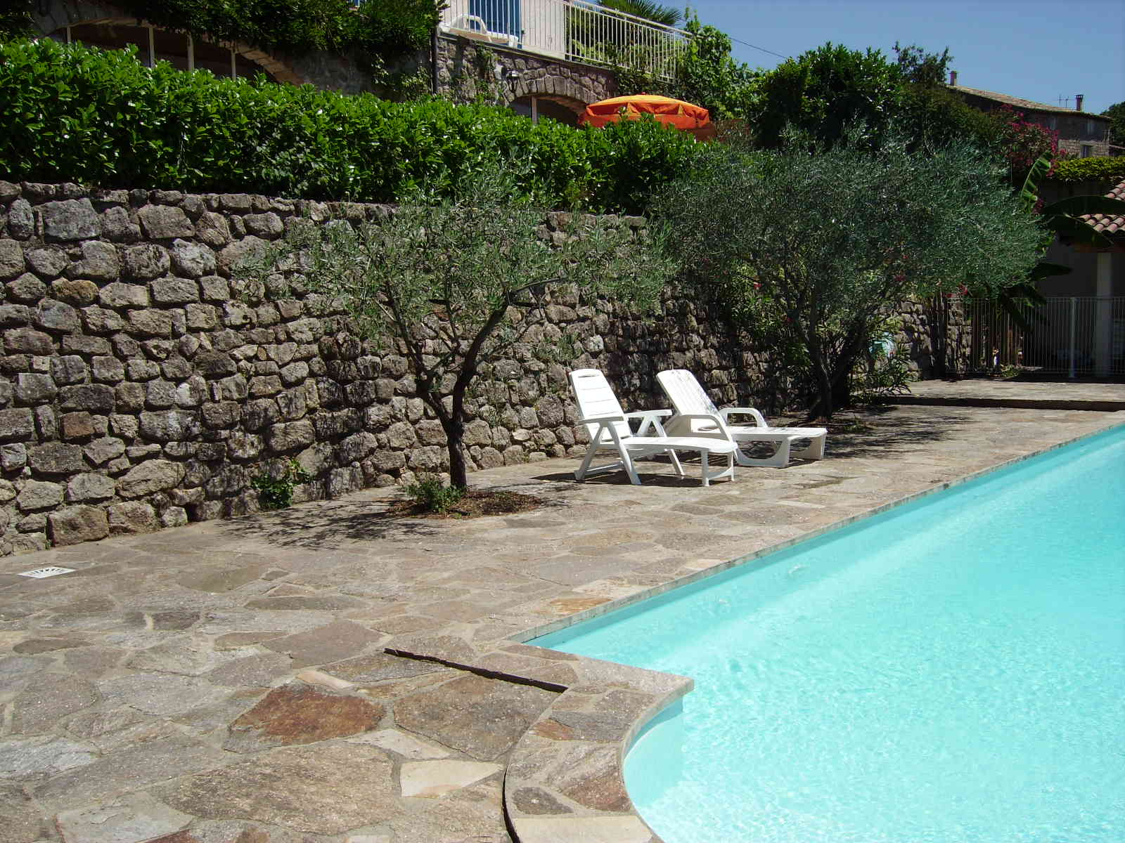 Ardèche Du Sud ; Gîte Tout Confort, Piscine... À Joyeuse dedans Vacances En Ardèche Avec Piscine