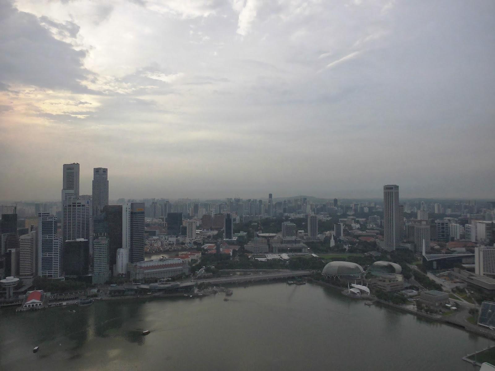 Ariane À Singapour!: Infinity Pool dedans Piscine Singapour