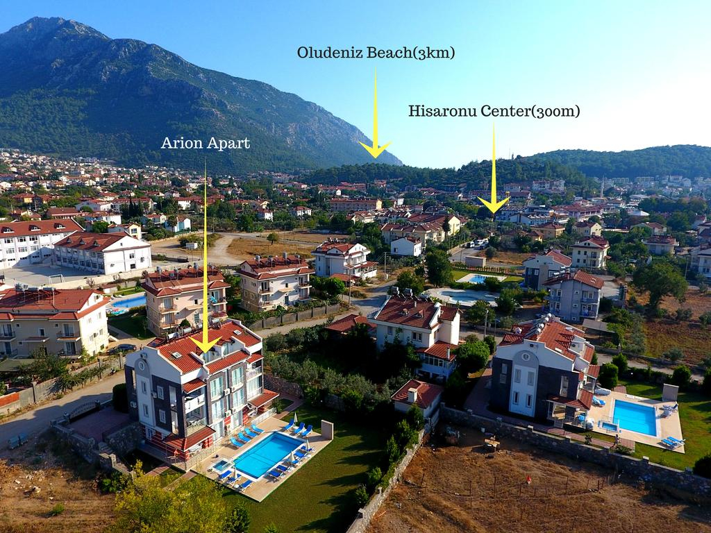 Arion 2 Apartment, Oludeniz – Prețuri Actualizate 2020 serapportantà Arion Piscine