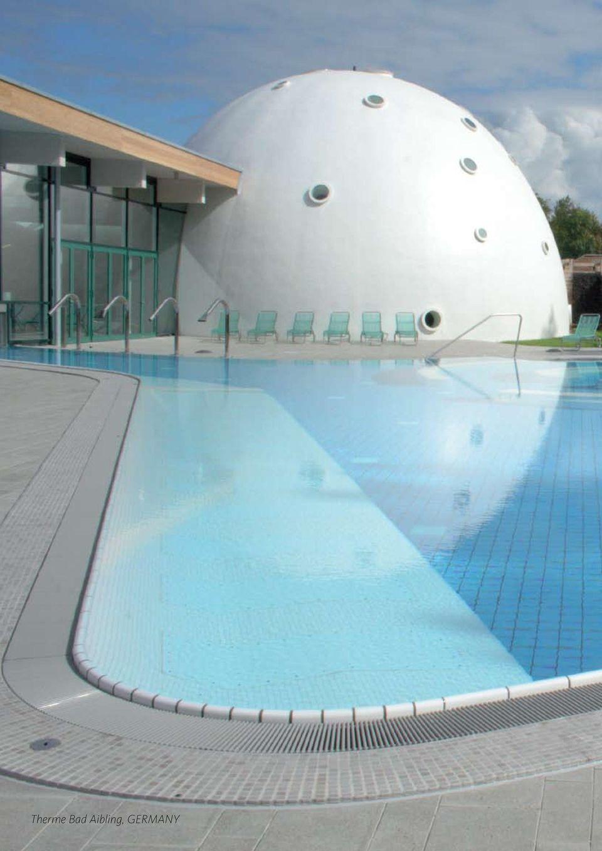 Arkitekt Pool Teknik Bilgiler Technical Pages Referanslar ... à Dome Piscine Hors Sol