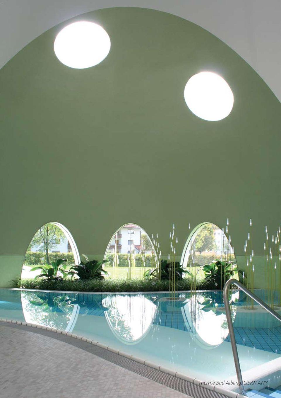Arkitekt Pool Teknik Bilgiler Technical Pages Referanslar ... concernant Dome Piscine Hors Sol