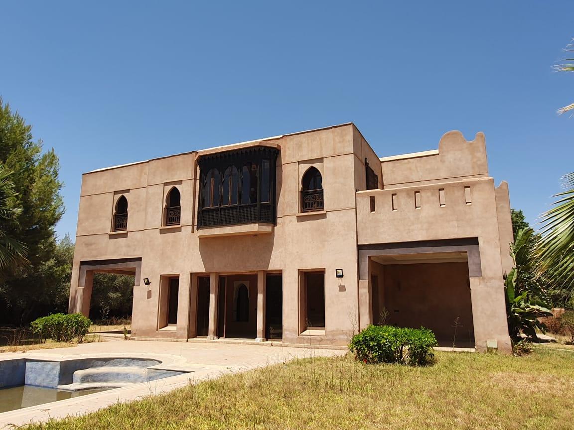 Artimmo   Agence Immobilière À Marrakech intérieur Riad Marrakech Avec Piscine