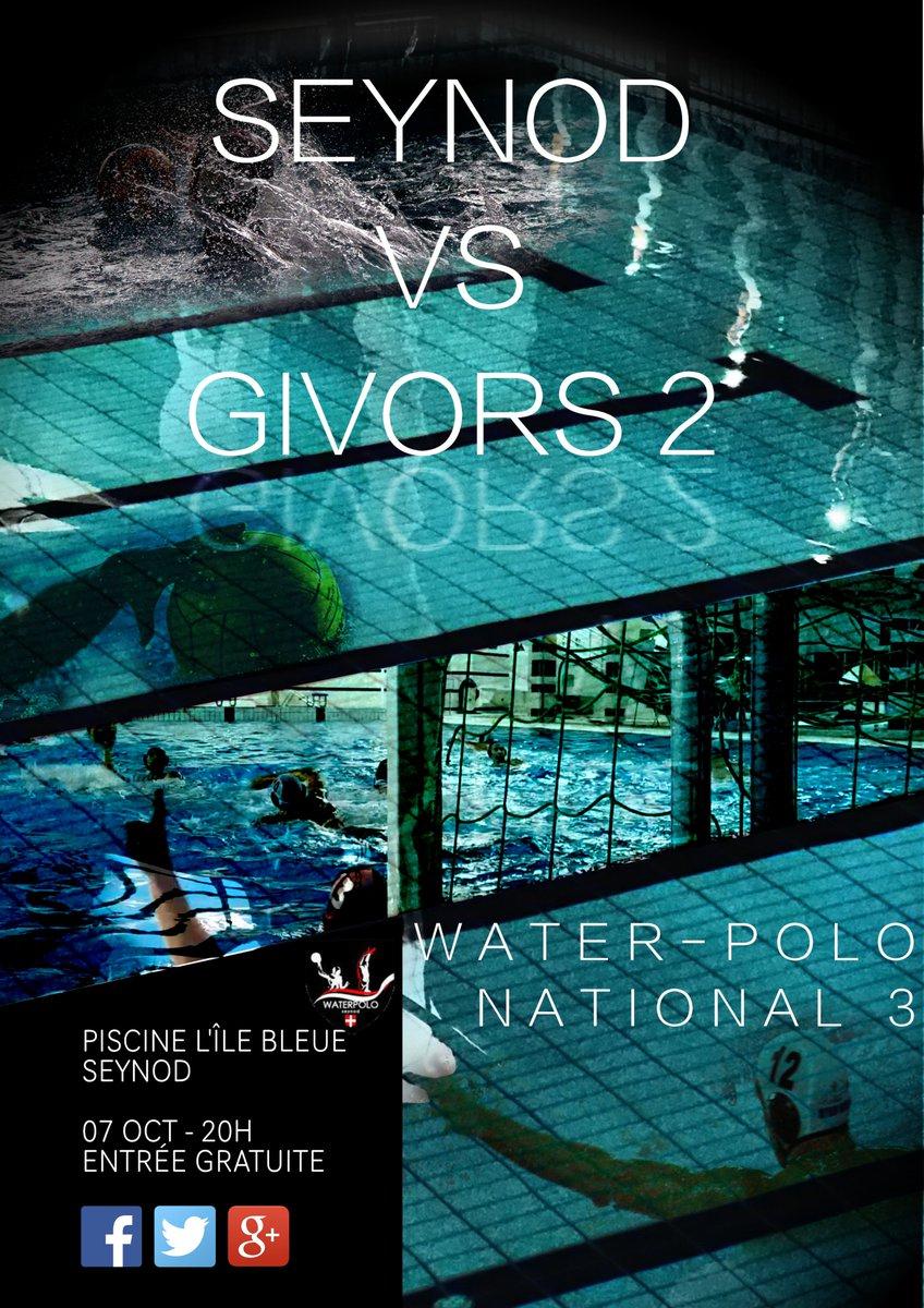 As Water-Polo (@annecyseynodwp) | Twitter tout Piscine De Seynod