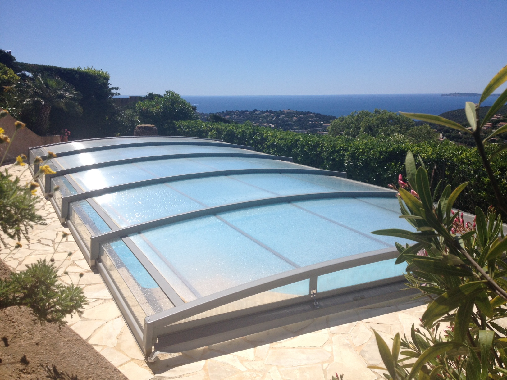 Ask For Prices - Azenco pour Dome Piscine Hors Sol