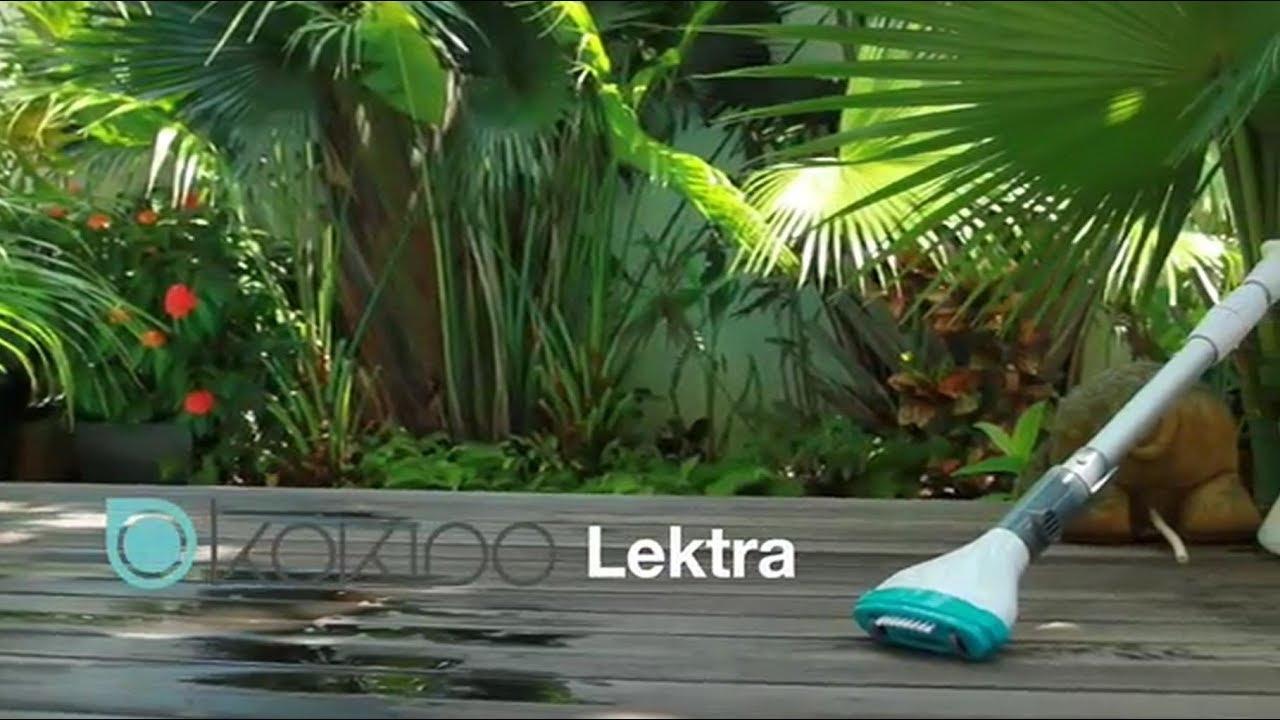 Aspirateur De Piscine Kokido Lektra - Raviday Piscine pour Raviday Piscine
