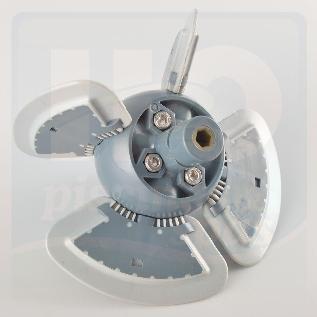 Assemblage Moteur De Robot De Piscine Zodiac Mx6 - Mx8 - Mx9 - H2O Piscines  & Spas concernant Robot Piscine Zodiac Mx8