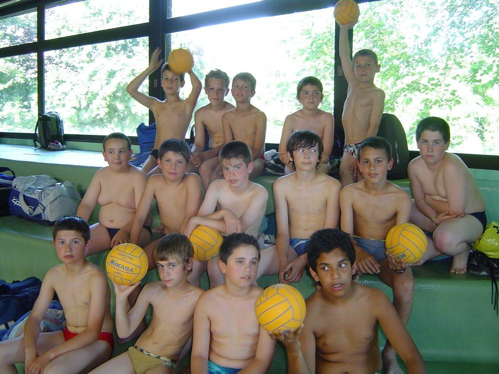 Asvf Water Polo: Juin 2006 avec Piscine Villefontaine