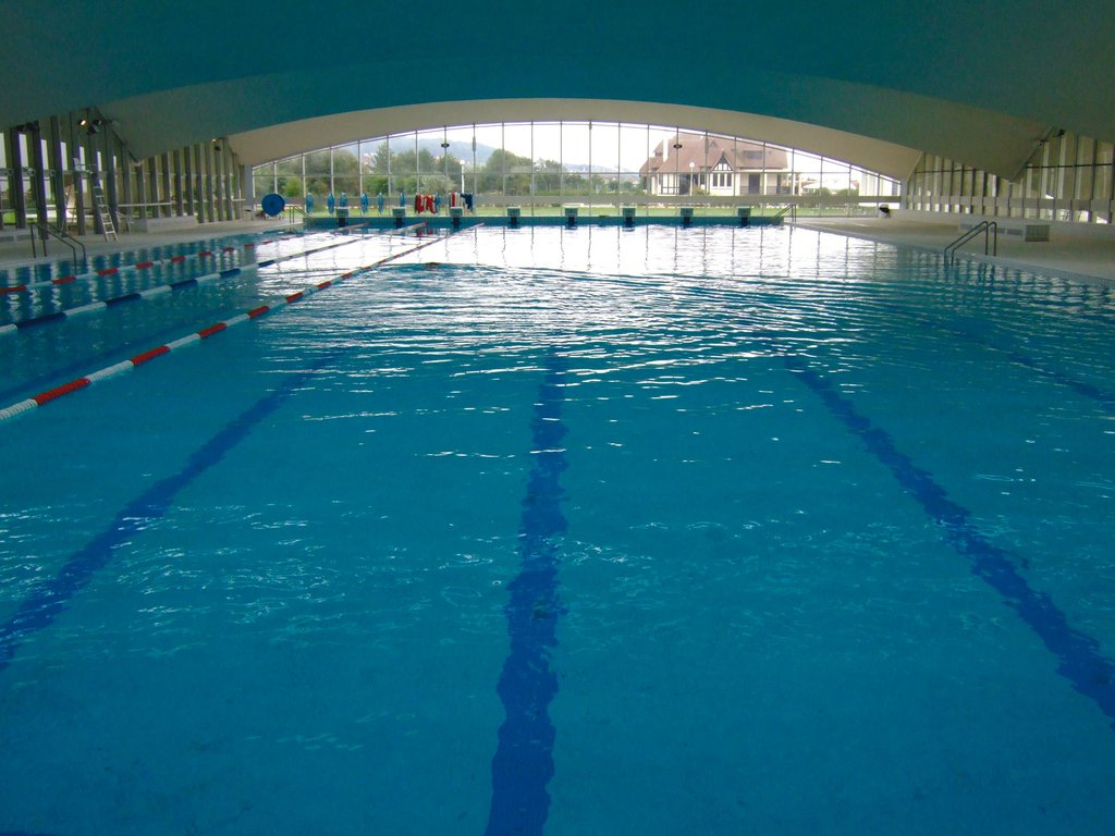 Atelier Arcos Architecture - Deauville avec Piscine Olympique Deauville