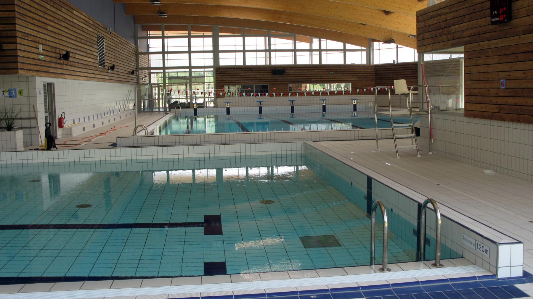 Atelier Arcos Architecture - Montereau-Fault-Yonne concernant Piscine Montereau