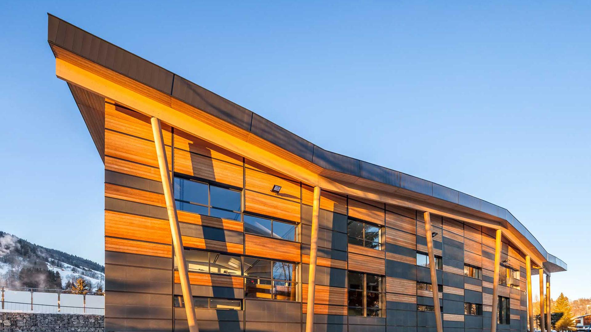 Atelier Arcos Architecture - Recherche intérieur Piscine De Moissy Cramayel