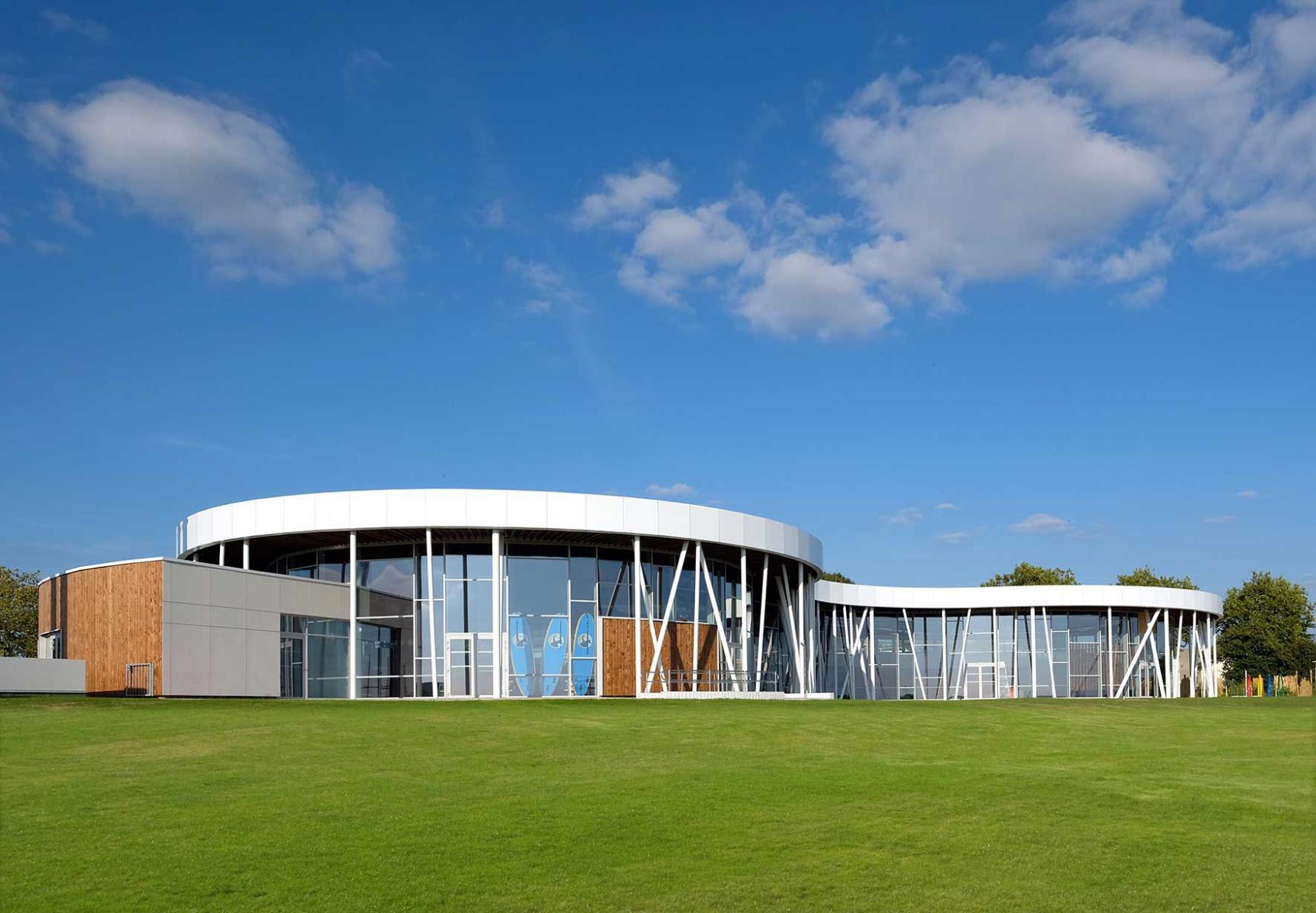 Atelier Arcos Architecture - Saint Fulgent dedans Piscine Saint Fulgent