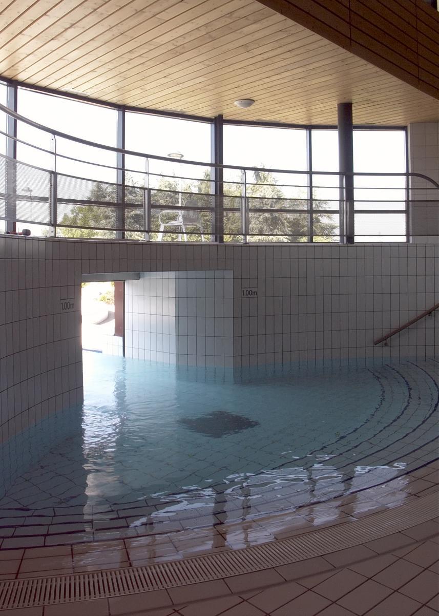 Atelier Arcos Architecture - Saint Vulbas à Saint Vulbas Piscine