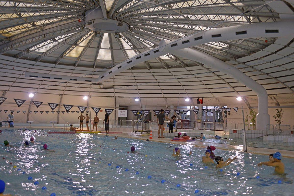 """Aubagne On Twitter: """"les Horaires De La #piscine Alain ... pour Piscine Alain Bernard"""