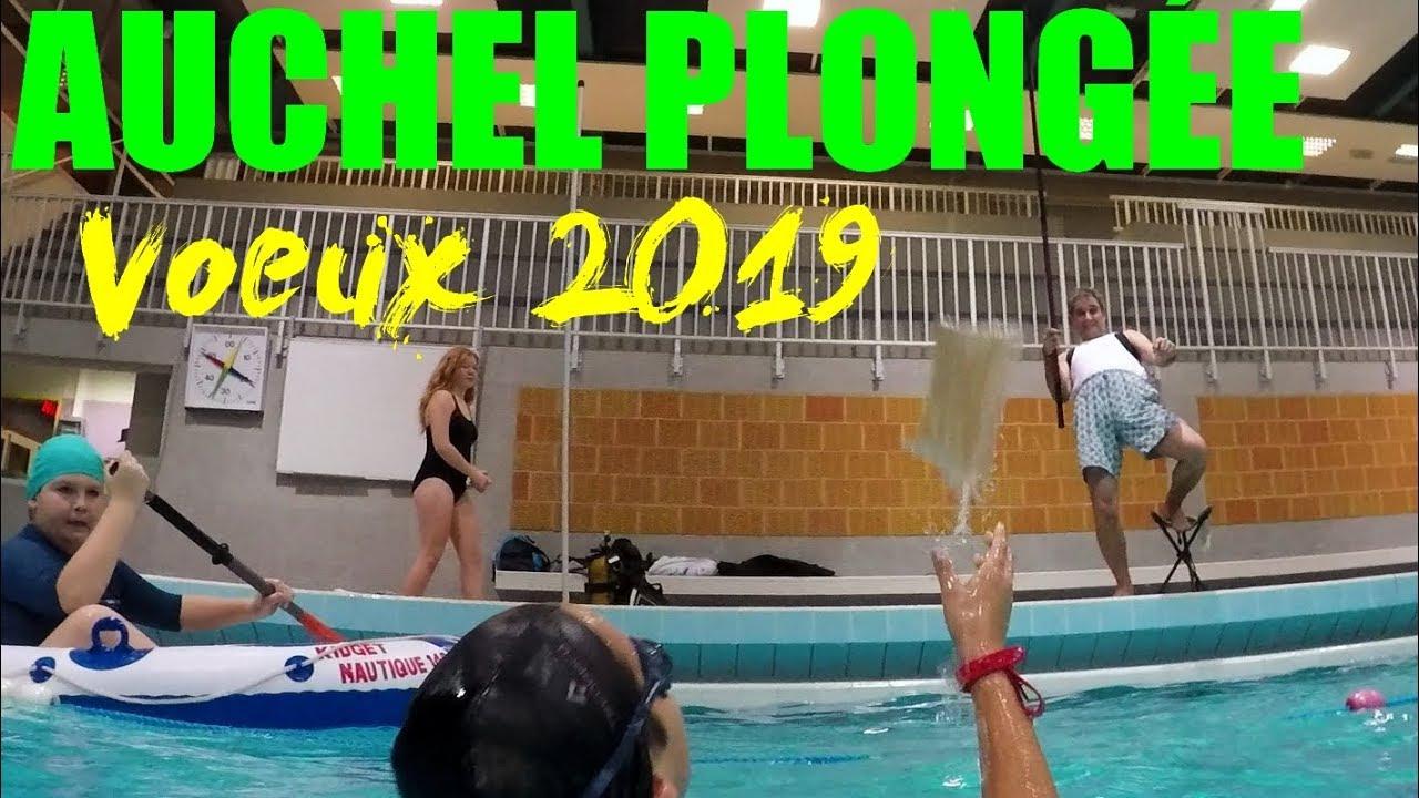 Auchel Plongée - Voeux 2019 - encequiconcerne Piscine Auchel