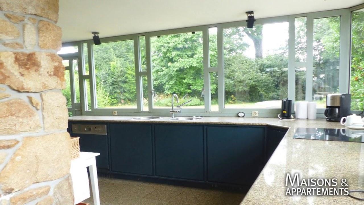 Auray - Maison A Vendre - 574 750 € - 165 M² - 6 Pièces concernant Piscine Auray