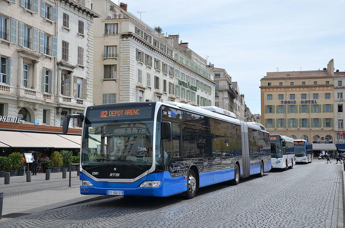 Autobus De Marseille — Wikipédia encequiconcerne Piscine Frais Vallon