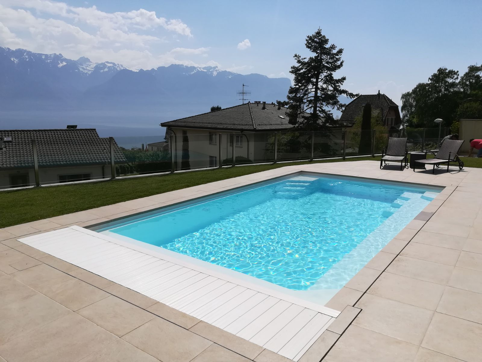 Autocover Swimming Pools - Freedom Pools intérieur Piscine Freedom