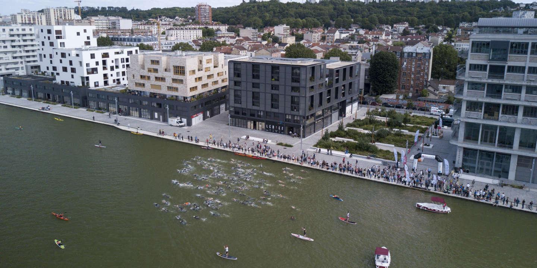 Autour Du Canal De L'ourcq, Le Risque De La Gentrification concernant Piscine De Noisy Le Sec