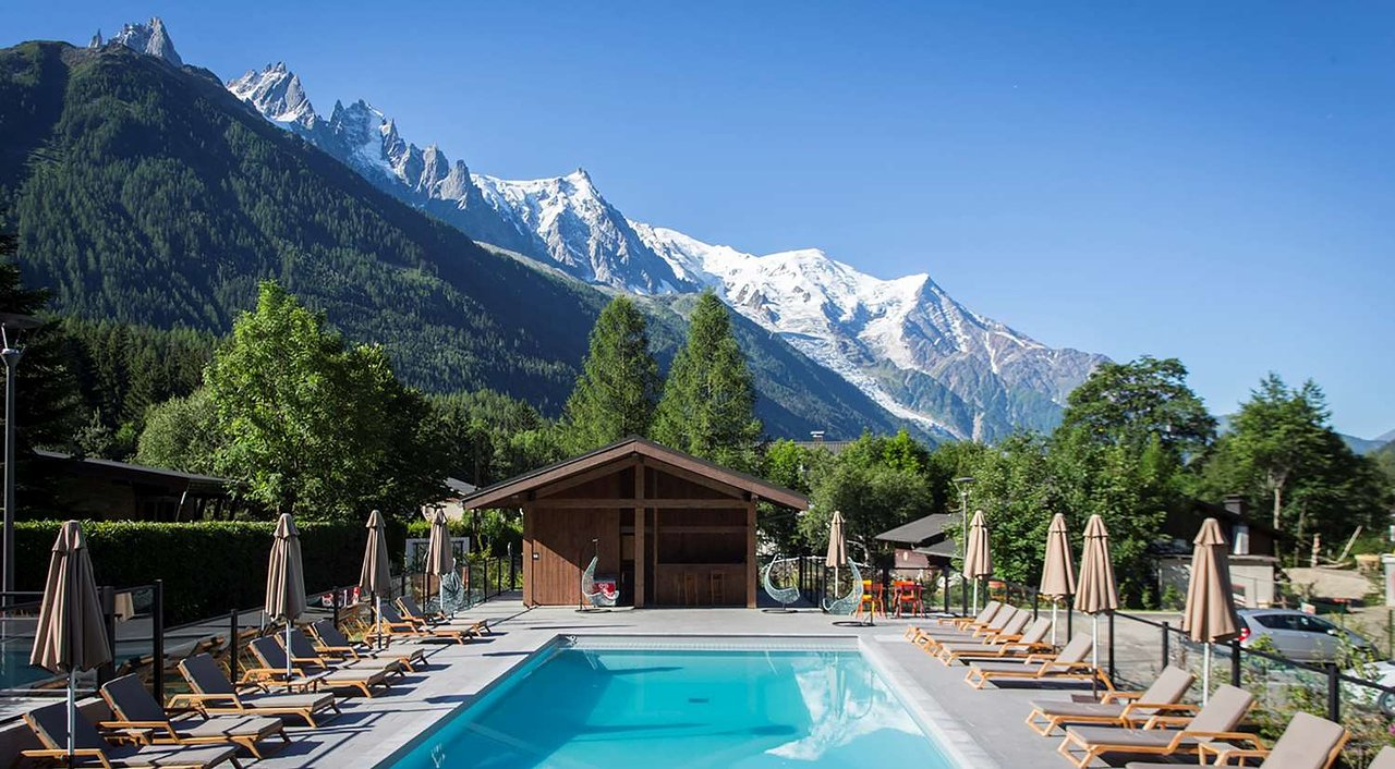 Avis Et Photos De La Piscine De L'best Western Plus ... dedans Piscine De Chamonix