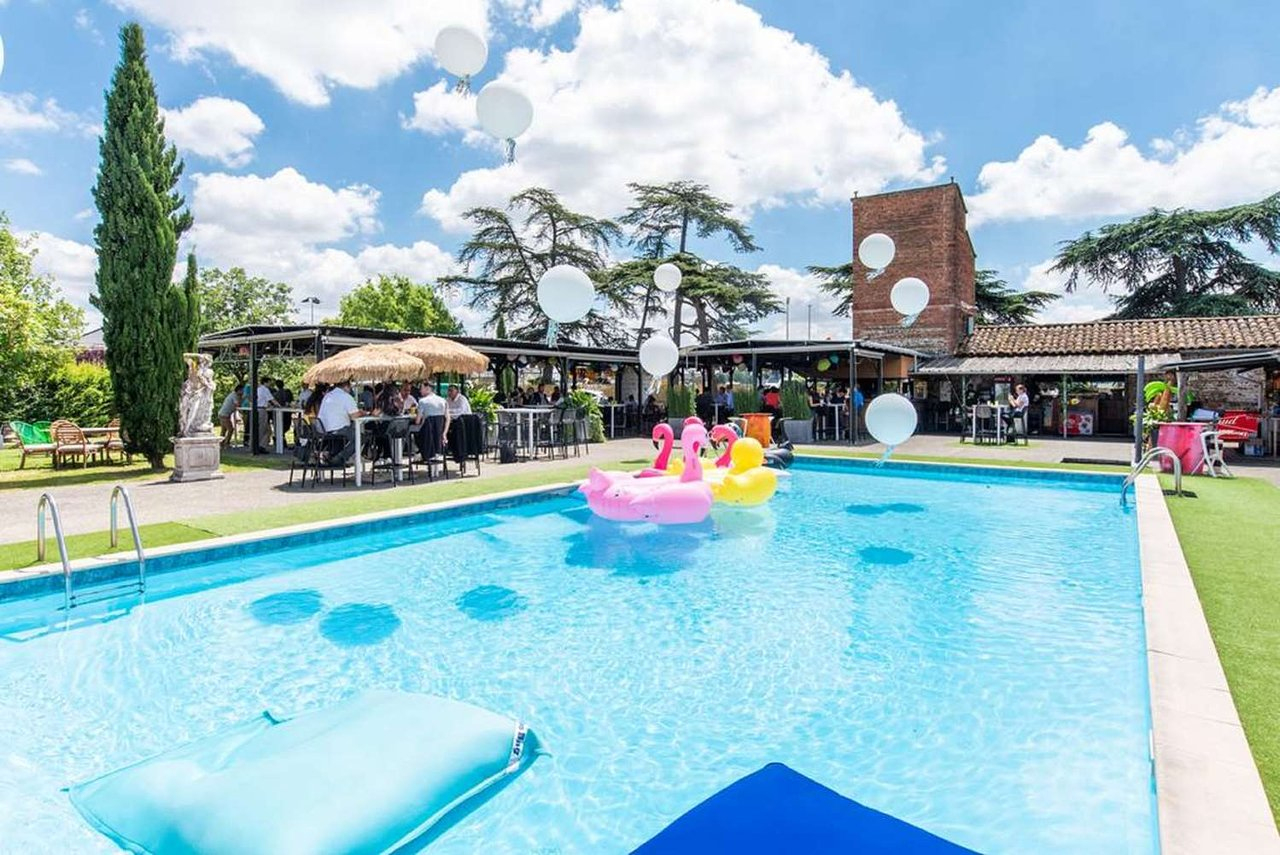Avis Et Photos De La Piscine De L'best Western Plus Le ... concernant Colomiers Piscine