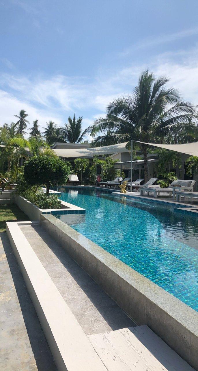 Avis Et Photos De La Piscine De L'coconutspalm Resort ... dedans Piscine Le Pecq