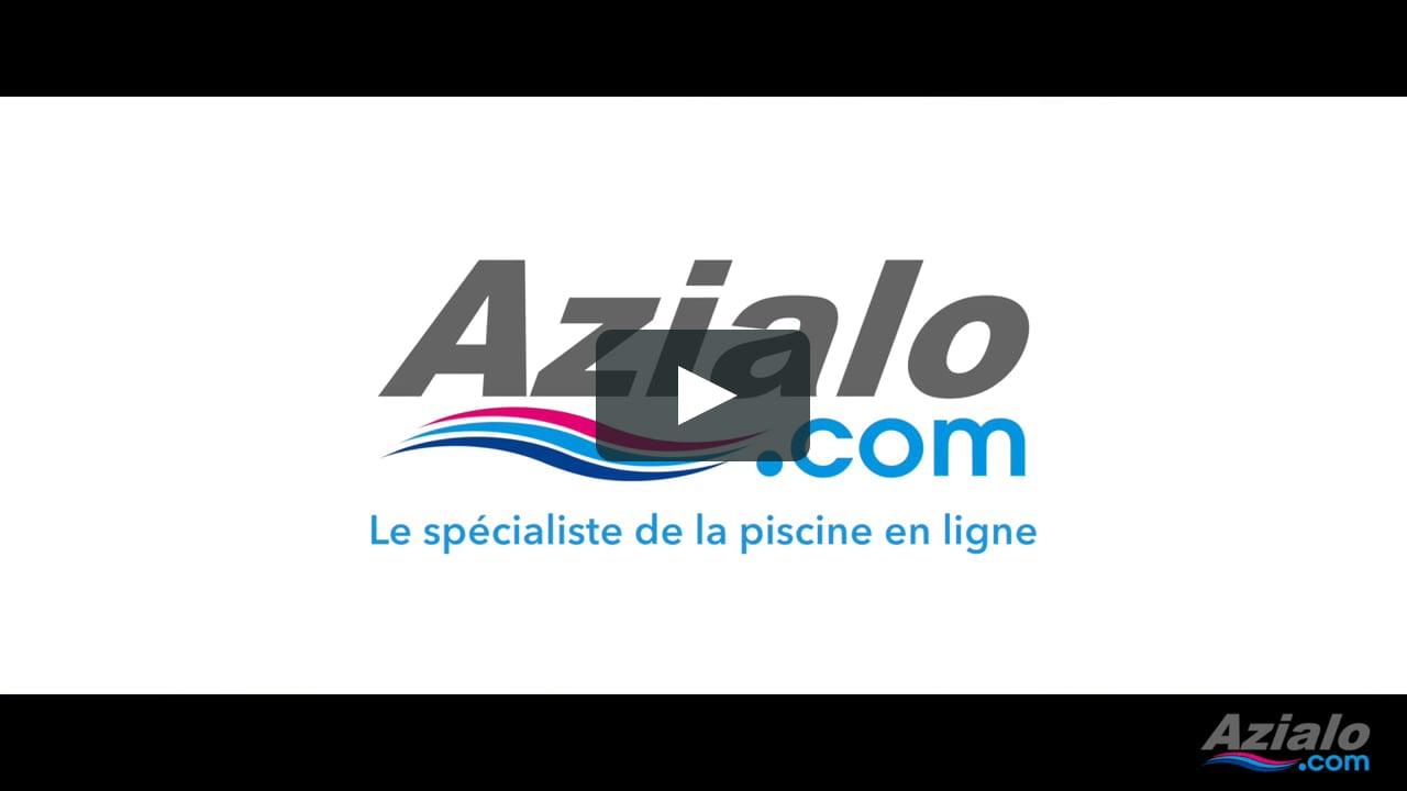 Azialo - Le Spécialiste De La Piscine En Ligne On Vimeo dedans Azialo Piscine
