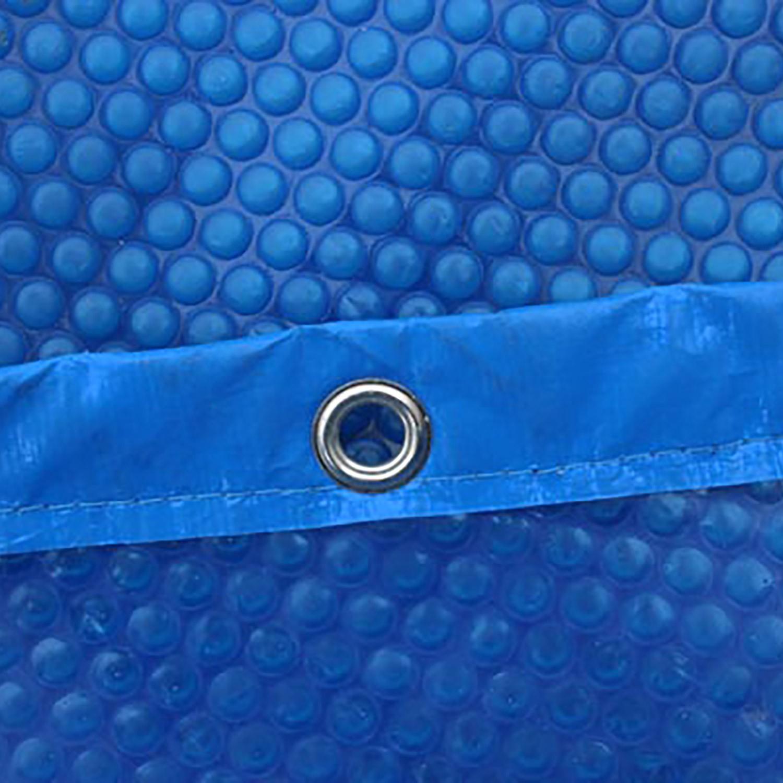Bâche À Bulles Pour Piscine Bois Carra De Dimension 2.67 X 2.67 M.  Intérieure. destiné Bâche À Bulles Pour Piscine