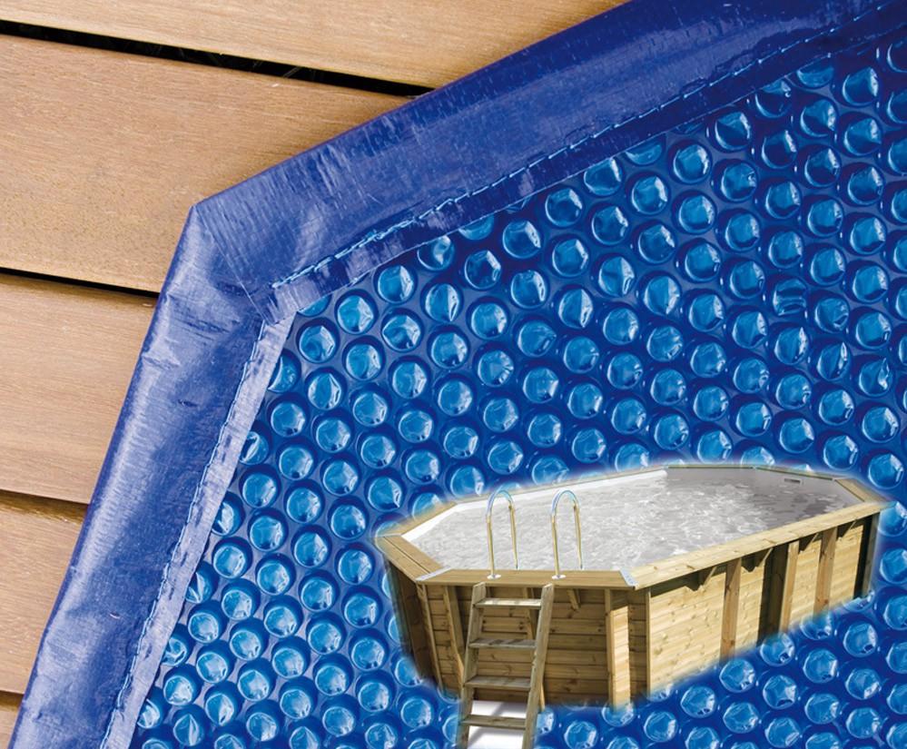 Bâche Été À Bulles Pour Piscine Maldives 4,85 X 3,35M Dimensions 3.90 X  2,00M concernant Bâche À Bulles Pour Piscine