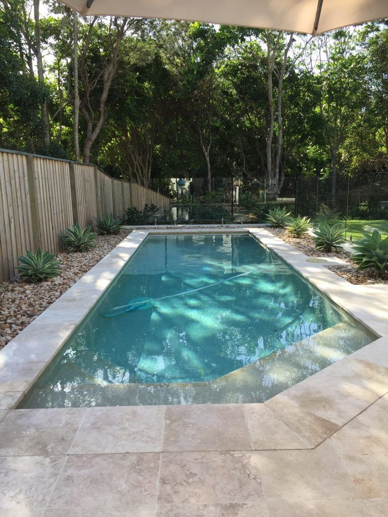 Backyard Pools | Banora Pools – Pool Design Builder Gold ... concernant Piscine Carrelée