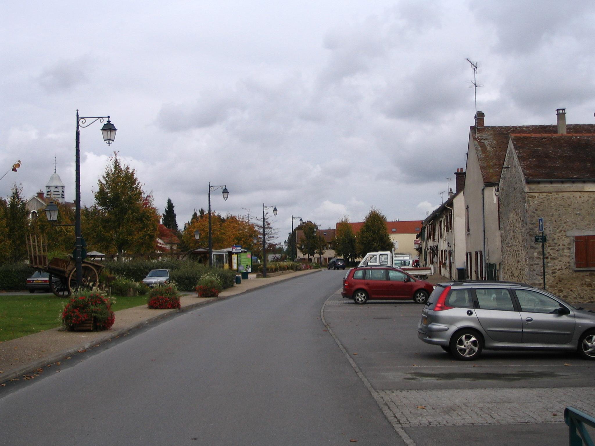 Bailly-Romainvilliers — Wikipédia dedans Piscine Bailly Romainvillier