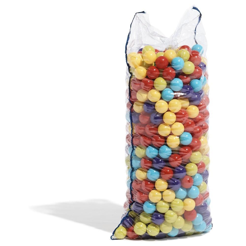 Balle Multicolore X500 avec Gifi Piscine Bebe