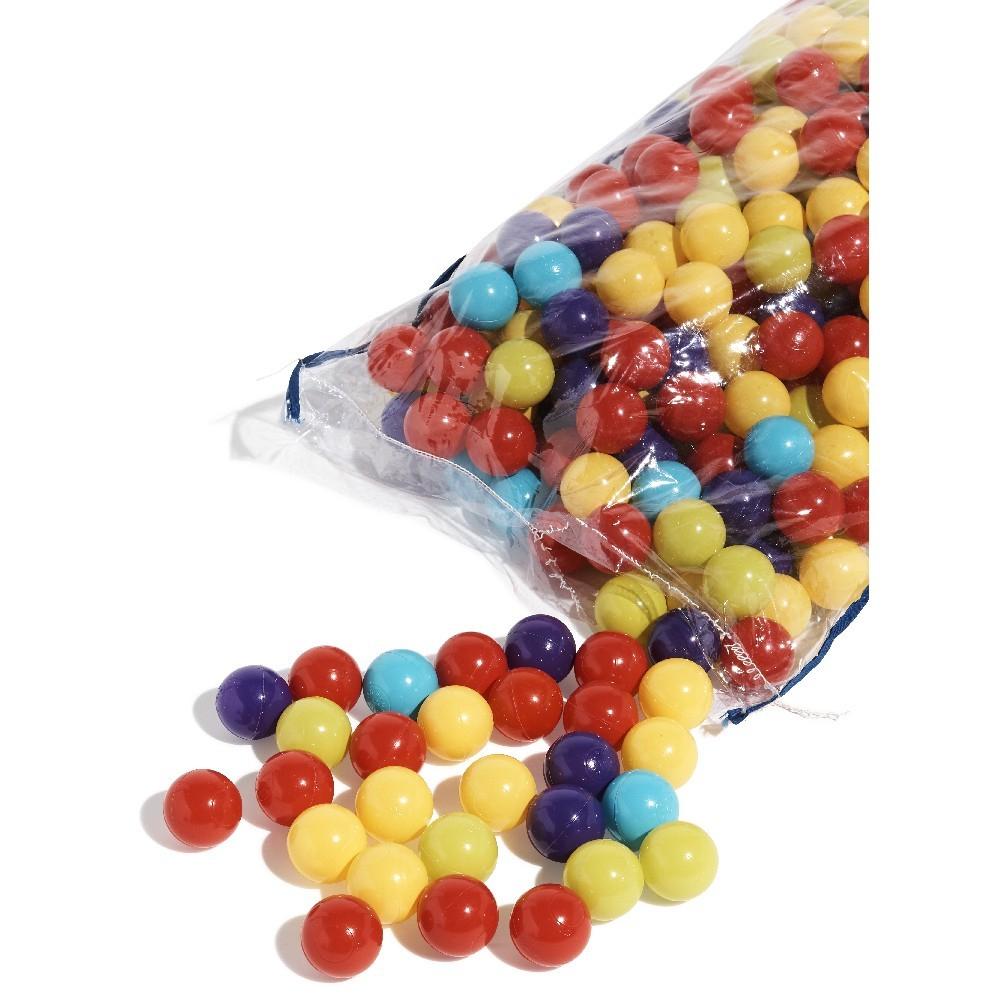 Balle Multicolore X500 dedans Piscine A Balle Gifi