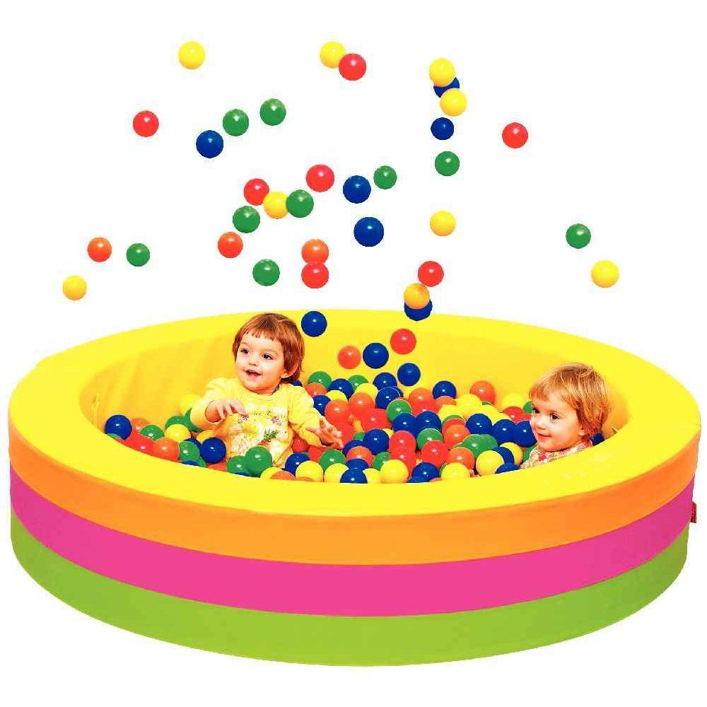 Balles Pour Piscine - Lot De 1000 intérieur Piscine À Balle