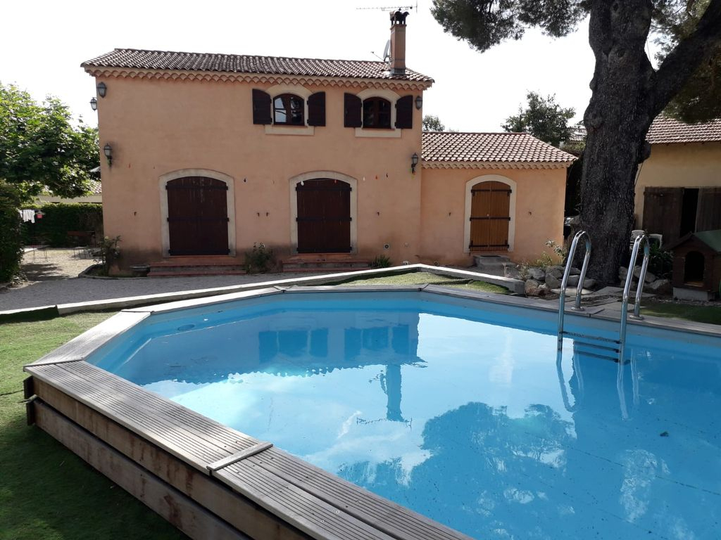 Bastide With Swimming Pool, Garden, Barbecue And Pétanque Court! -  Bouc-Bel-Air tout Piscine Bouc Bel Air