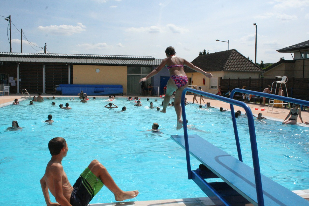 Bayonne. Les Piscines En Accès Illimité Pour Les Moins De 16 ... intérieur Centre Aquatique Des Hauts De Bayonne Piscine Bayonne