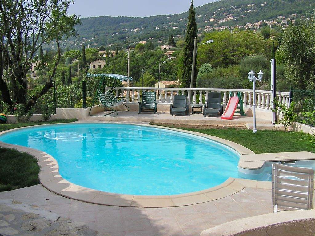 Beautiful House With Swimming-Pool - Peymeinade tout Piscine Peymeinade