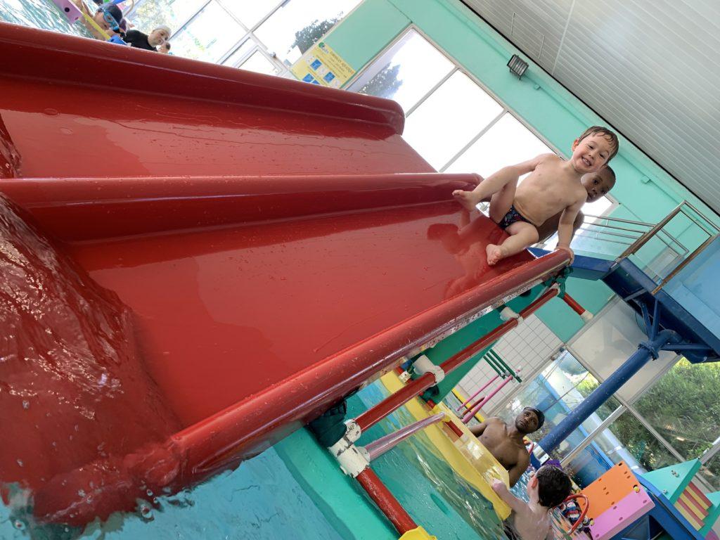Bébés Nageurs (4 Mois - 6 Ans) - Parc Aquavert intérieur Piscine Alai