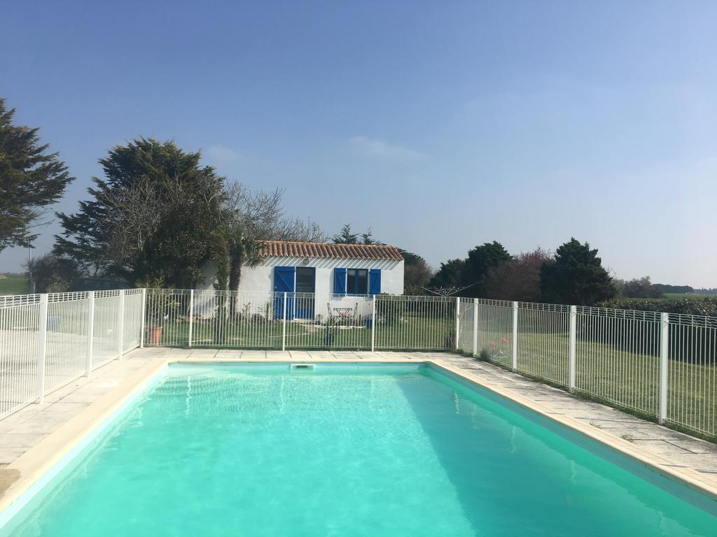 Bed And Breakfast Chambre Avec Piscine, Beauvoir-Sur-Mer ... serapportantà Piscine Beauvoir Sur Mer