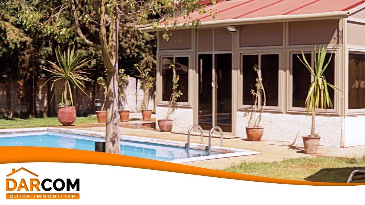 Belle Maison De Campagne Et Piscine À Daït Erroumi / منزل رائع للإصطياف في  ضاية الرومي بالخميسات encequiconcerne Piscine 3X6