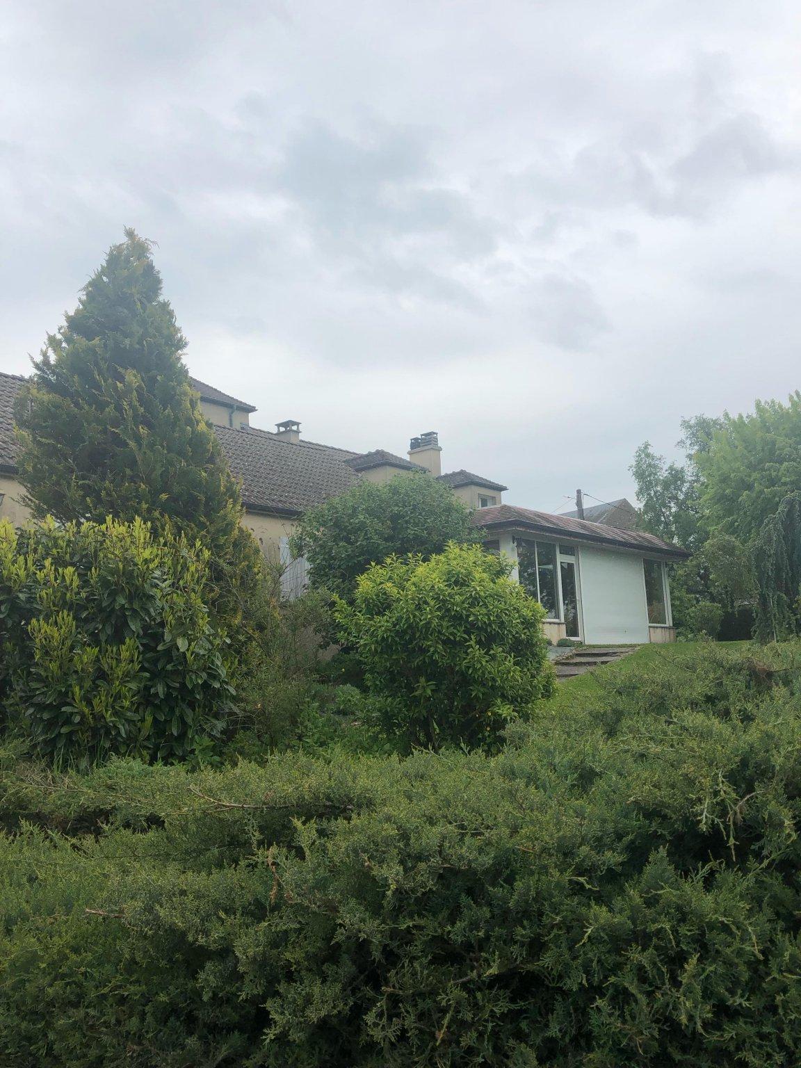 Belle Maison Vue Panoramique Avec Piscine avec Piscine Avallon
