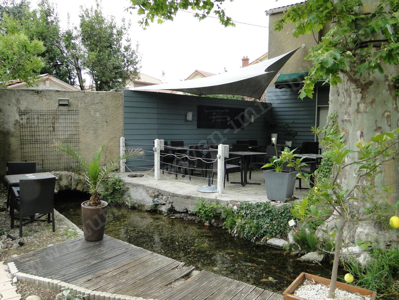 Belle Opportunité À Saisir - Restaurant & Logement - Les ... tout Piscine Saint Peray