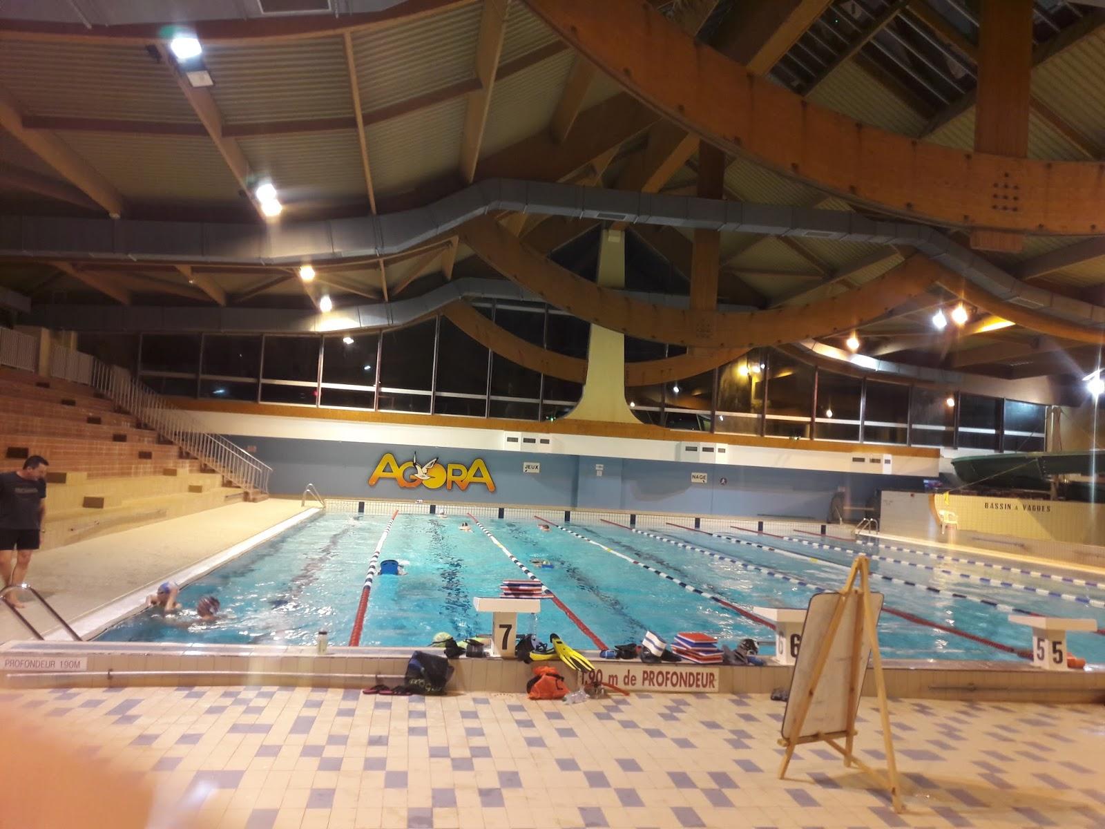 Berck Opale Sud Triathlon : Entraînement Commun Pour Le Bost ... destiné Piscine Berck