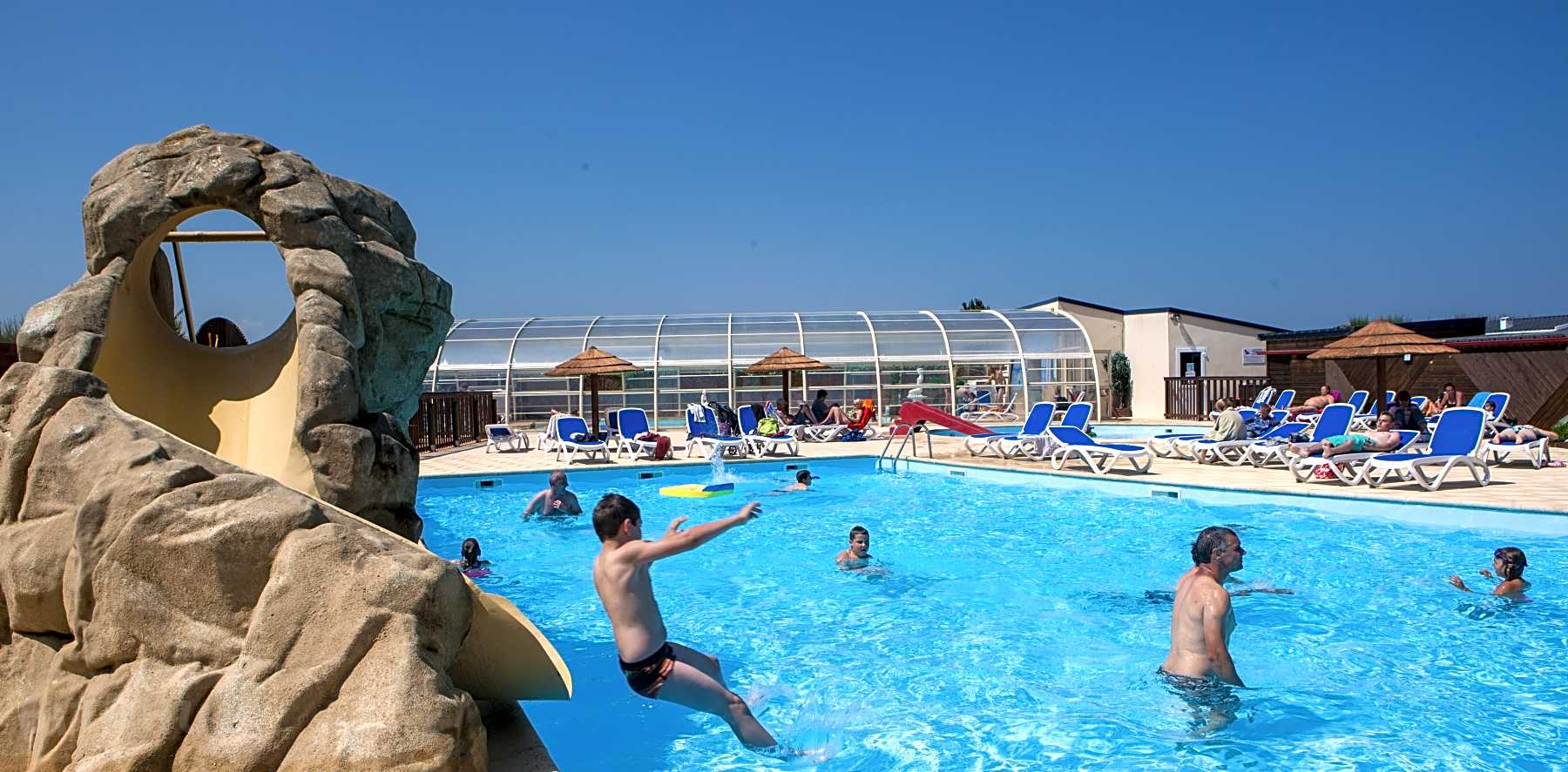 Best Campsites In Sainte Marie Du Mont, Manche 2020 From ... pour Piscine Carentan