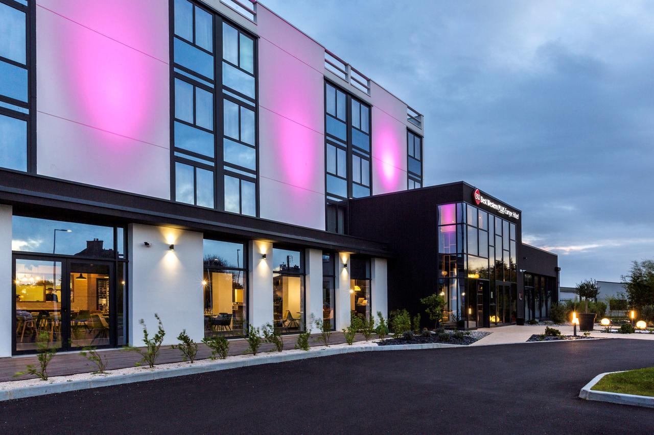 Best Western Plus Europe Hôtel Brest, Brest – Prezzi ... pour Dalle Piscine Castorama