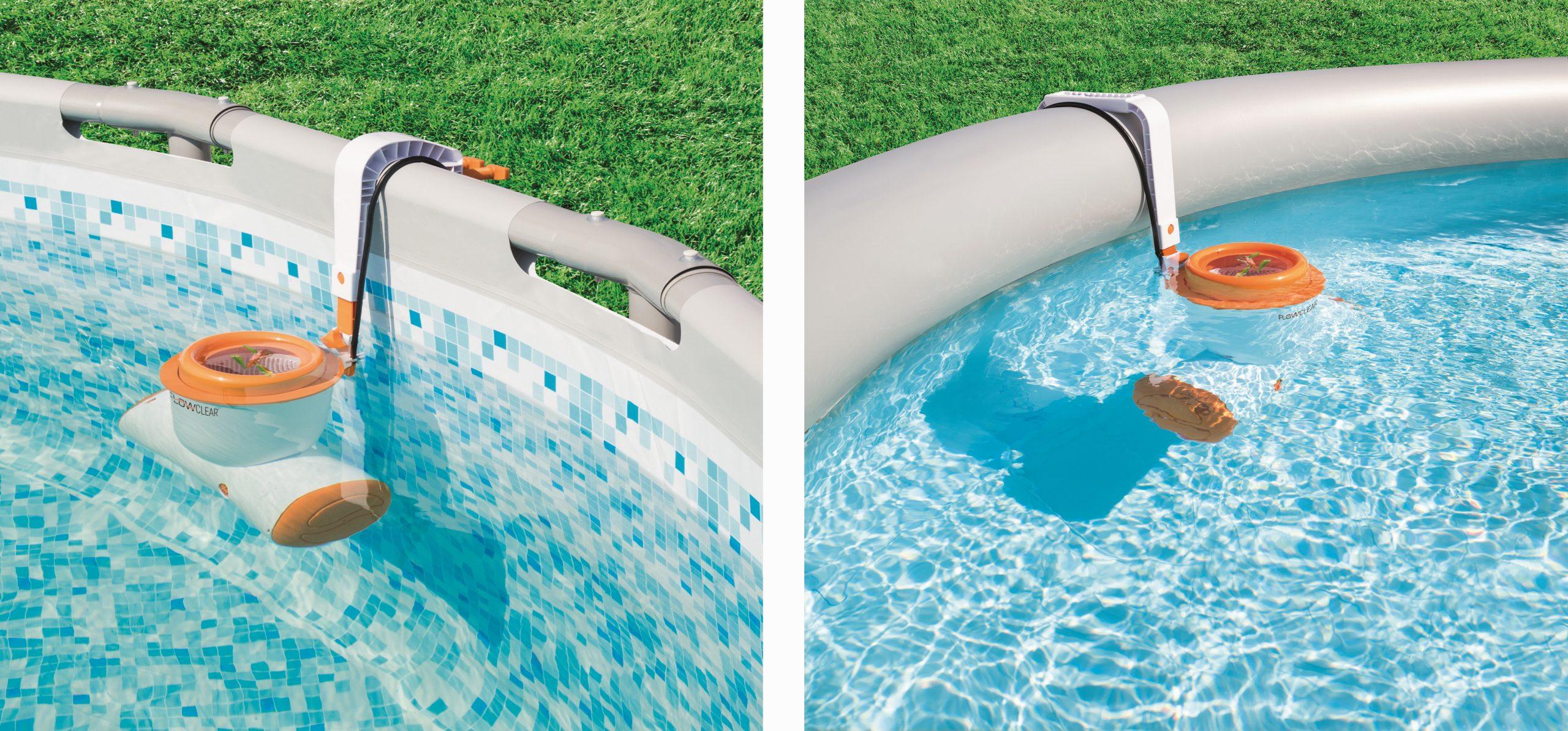 Bestway Skimatic Submersible Cartridge Filter 2,574 L/h à Filtre Piscine Bestway Type 2